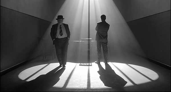 """The Man Who Wasn't There"" - USA Pictures"